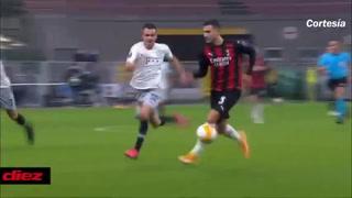 Brahim Díaz marcó: Milan sigue invicto y así fue su último triunfo en Europa League