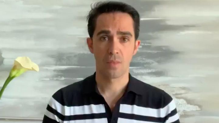 Alberto Contador se suma a la campaña #nuestramejorvictoria
