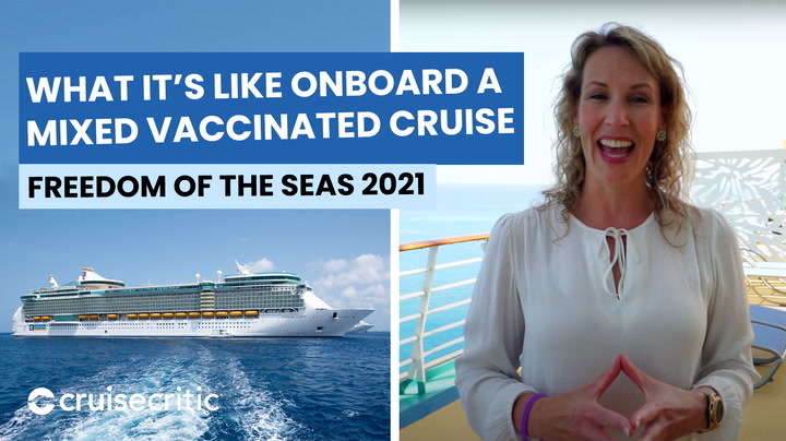 Freedom Of The Seas Resumes Sailing With New Rules
