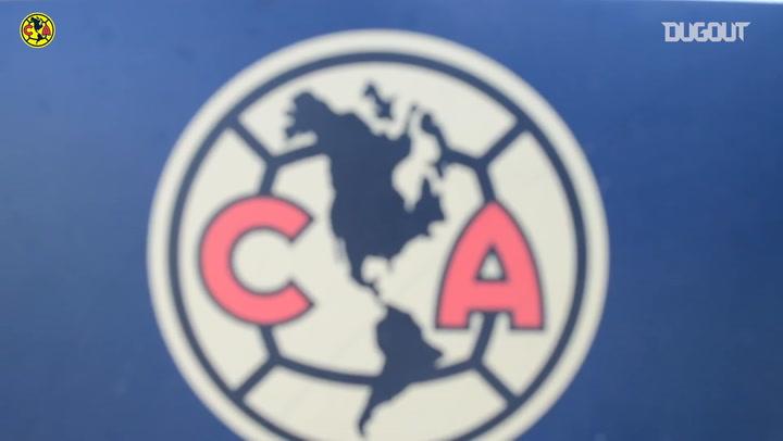 Club América Prepare For Apertura Semi-Finals