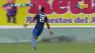 ¡Gol de Motagua! Roberto Moreira hace el 3-2 ante Juticalpa