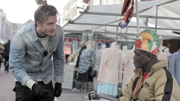 Spør hjemløse om penger – responsen vil røre deg
