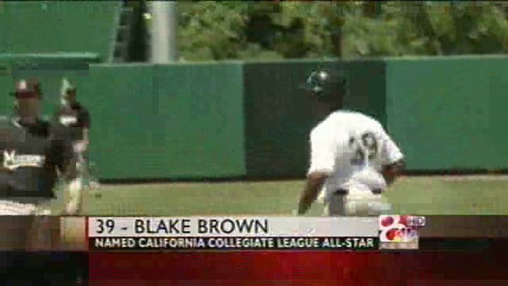 Blake Brown Named to CCL All-Star Game