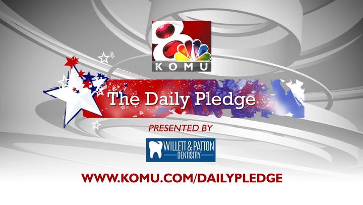Daily Pledge - Moreau Heights Elementary - Bodenhamer
