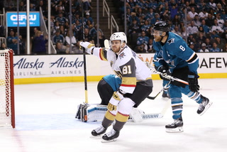 Golden Edge: Knights Move On To Western Conference Finals