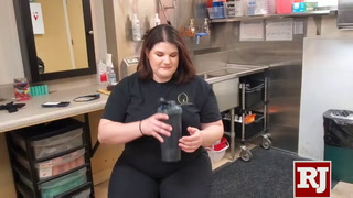 """Crafts technician at """"O"""" gives a behind-the-scenes view of the popular show"""