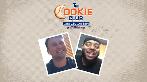 The Cookie Club: J.D. and Dom answer big questions!
