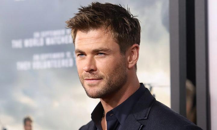El entrenamiento de Chris Hemsworth que ha \'roto\' las redes sociales