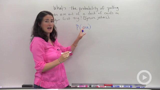 Probability - Problem 1