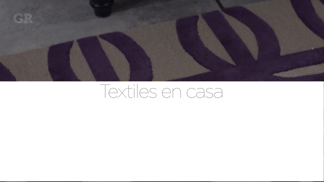Video: Textiles en casa