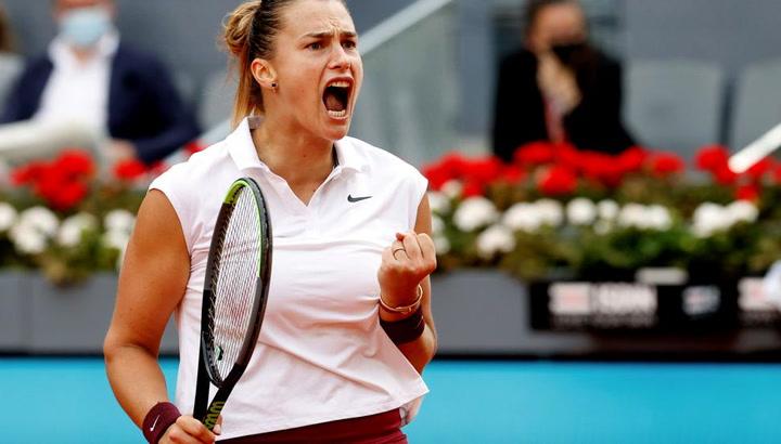 Sabalenka, nueva campeona de Madrid vengándose de Barty