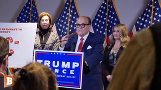 Rudy Giuliani Reads Sworn Testimony from Detroit Poll Worker