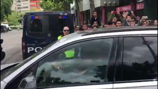 Ovacionado: Así salió Keylor Navas del mítico Santiago Bernabéu