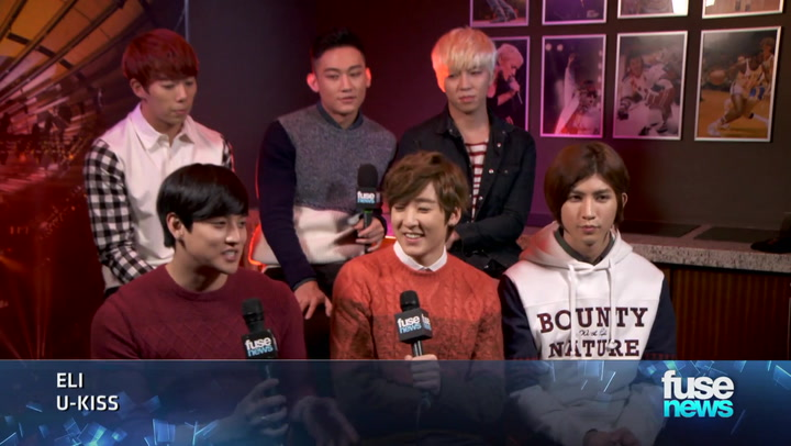 K-Pop Boy Band U-KISS Recall the Time a Fan Reached Down Their Pants