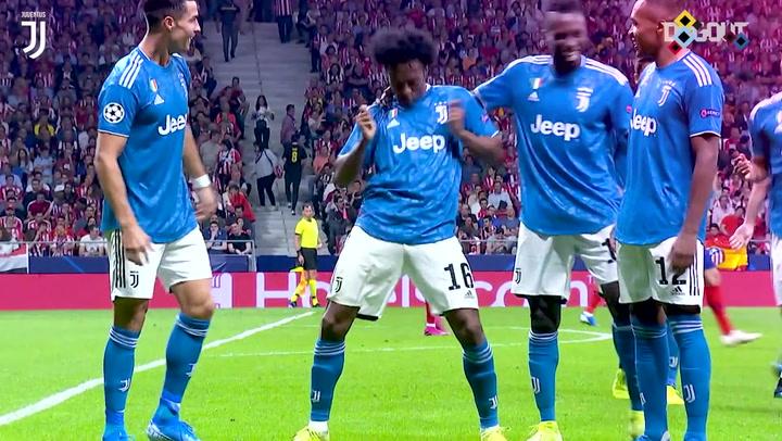 Melhores gols da Juventus na fase de grupos da Champions de 2019/20