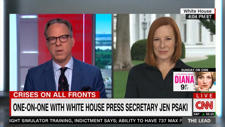 Psaki: 'Inflation Is Going to Come Down Next Year'