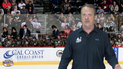 Gulls hope to right ship vs. Tucson