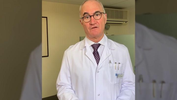"""Dr. Ripoll : """"La lesión de Ramos tiene muy buen pronóstico"""""""