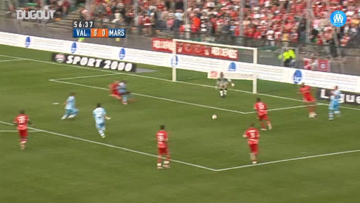 Karim Ziani's top three goals for Olympique de Marseille