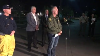 News Conference from Las Vegas Shooting