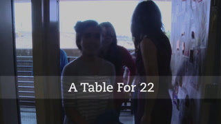 Table for 22: A Real-World Geometry Project