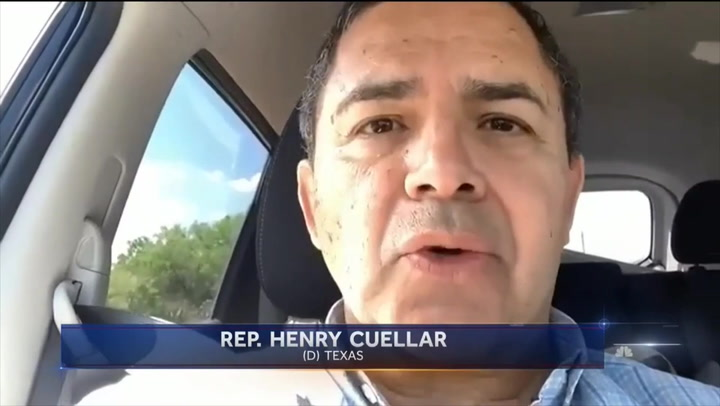 Cuellar: Biden Admin. Playing 'Shell Game' on Unaccompanied Minors