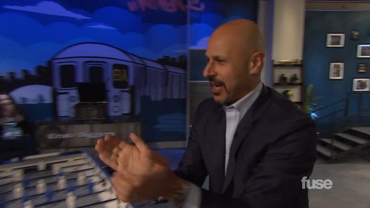 Shows: White Guy Talk Show: Maz Jobrani Full Interview (Part 1)