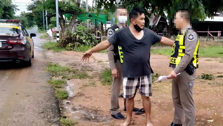 ทนายเอาเรื่อง แจ้งความถูกตำรวจทางหลวง 2 นาย บุกจับจะอุ้มขึ้นรถ