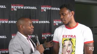 Premier Vegas Sports: Treveon Graham Interview