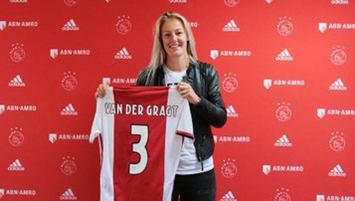 Van der Gragt deja el Barça y vuelve al Ajax