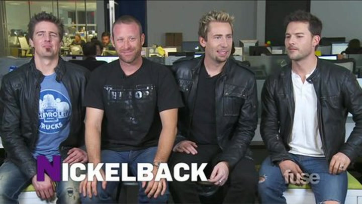 Nickelback Will Probably Blow Something Up at MuchMusic Video Awards