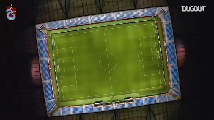 Trabzonspor Şampiyonluğa Emin Adımlarla ilerliyor!