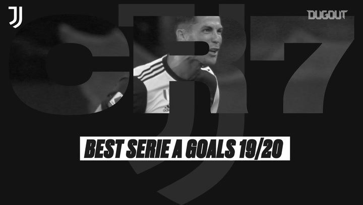 أفضل أهداف كريستيانو رونالدو بالدوري الإيطالي موسم ٢٠١٩-٢٠٢٠