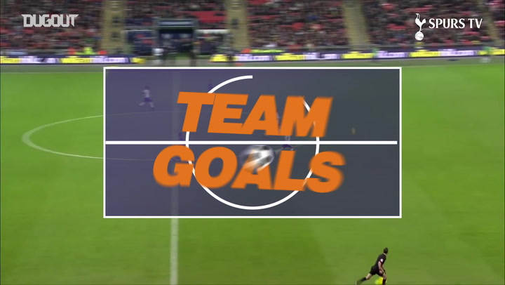 Team Goals: Eriksen Finishes Incredible Spurs Move
