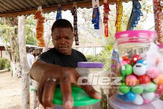 Carlos Casildo. el vendedor de dulces al que frustraron su sueño
