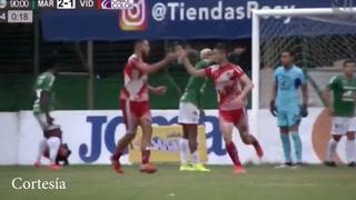 El Vida logra empatar el partido en el último minuto pero queda eliminado