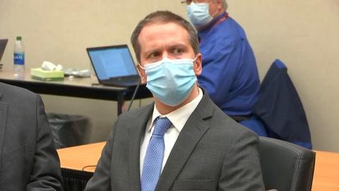 Expolicía Derek Chauvin declarado culpable del