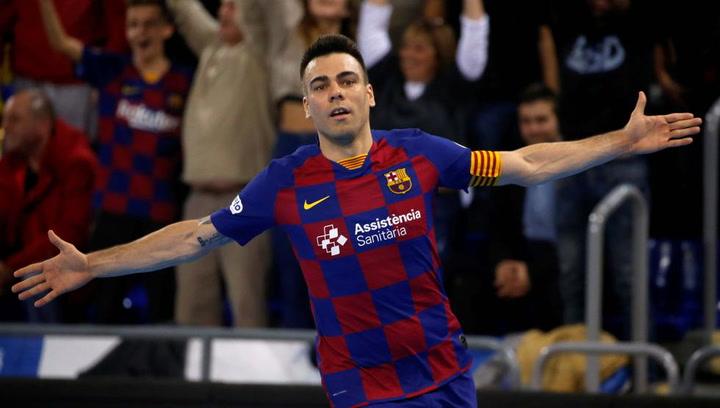 Sergio Lozano recibe el alta y estará en el Barça - O Parrulo