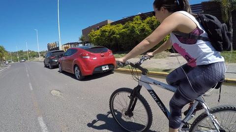 Proponen ciclovías recreativas desde el Parque Urquiza hasta el Thompson