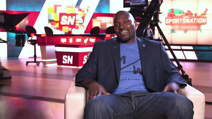Marcellus Wiley's DJ Skills Changed The NFL Pregame Music