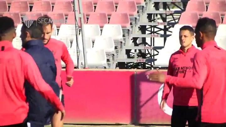 Sevilla y Getafe aparcan Europa para seguir peleando en LaLiga