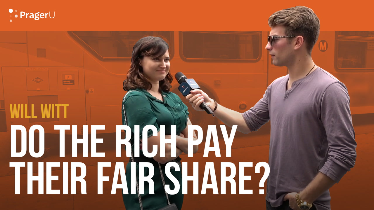 Do The Rich Pay Their Fair Share?