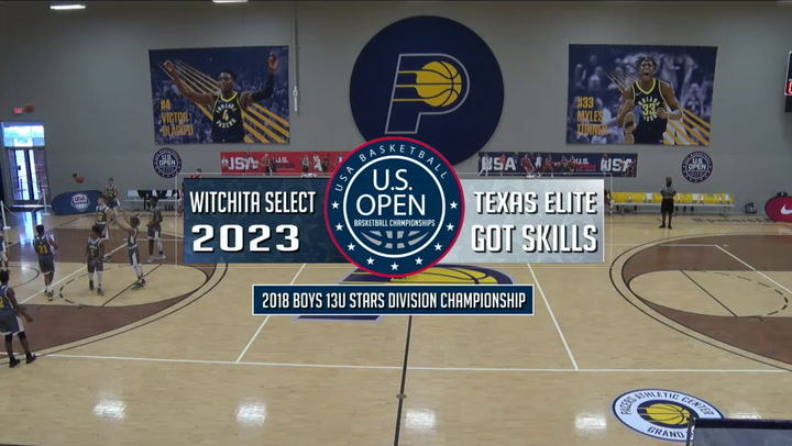 US Open Basketball Championships // 13U Stars Division Gold Medal Games