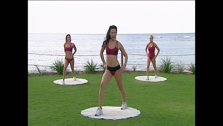 Taryn - Long Reef Golf Club - High Energy Workout