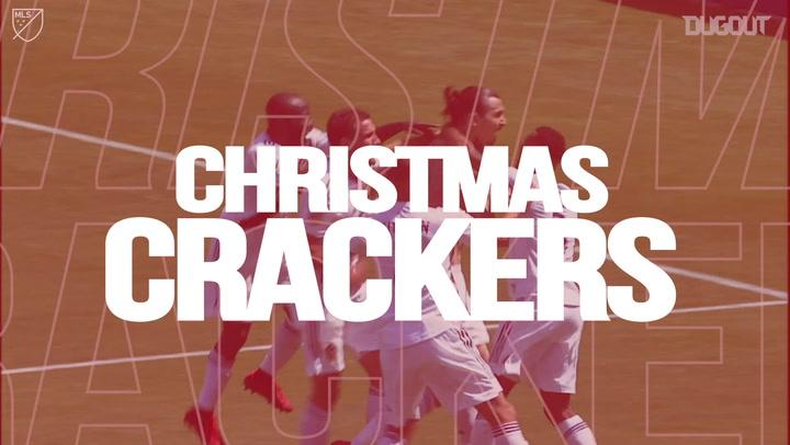 Christmas Crackers: Zlatan Ibrahimović