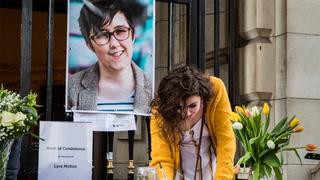 Irsk journalist skutt og drept på jobb