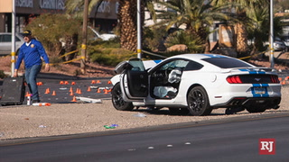 2 dead in suspected DUI crash in Las Vegas – VIDEO