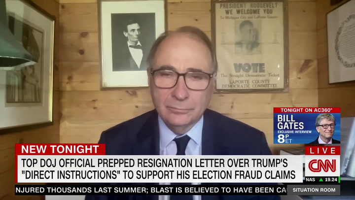 CNN's Axelrod: Trump Attempted to Steal an Election, 'Nixon Was a Choirboy Compared to This'