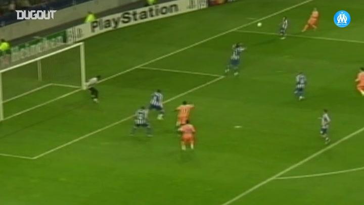 Mamadou Niang's header at Porto
