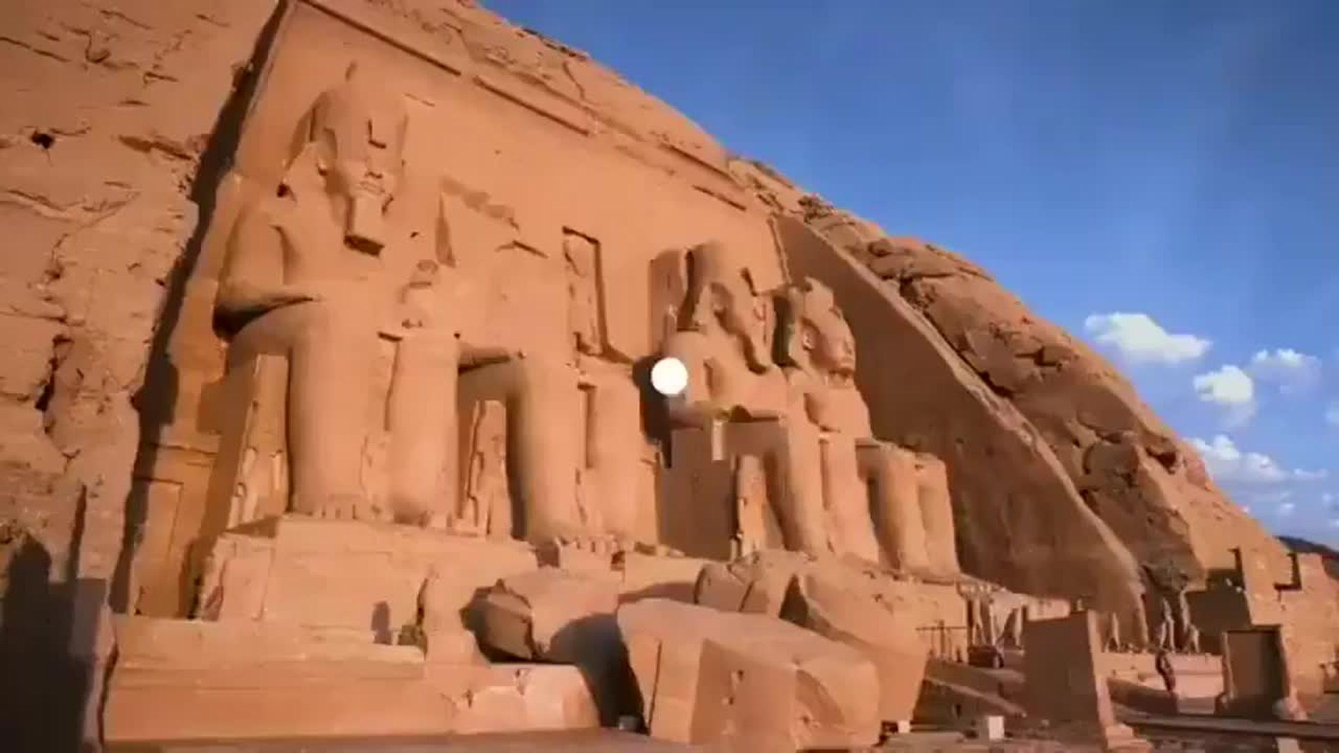 Secrets d'histoire : Ramses II ou les recettes de l'éternité